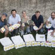 Aisttaler Kaufleute zeigen Naturverbundenheit – Betriebe verschenken Wiesenblumen-Samen