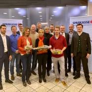 68 Kaufleute pushen die Region mit Aisttalern 3 glückliche Siegerinnen beim Gewinnspiel
