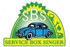 Service Box Singer – BP Tankstelle